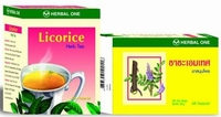 Tisane de réglisse (Glycyrrhiza glabra) Herbal one  40 bags