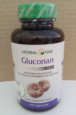 Glucomannan support healthy weight maintenance  100 capsules