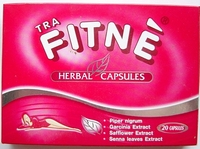 Fitne herbal afslank capsules