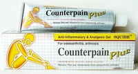 Counterpain Plus Gel Analgésico 6 x 50 gramo