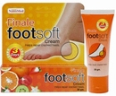 Nanomed riparazione crema footsoft talloni screpolati 30 Gram