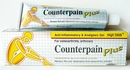 Counterpain Plus Gel Analgésique 50 gramme