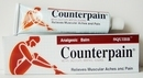 Counterpain Analgesic Balm Warm 60 Gram