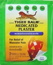 Tiger Balm Medicated Plaster Cool 10-14 cm